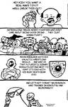 The Chronicles of Bucky O'neill Issue #6 Page 7. by Dungeonhordes