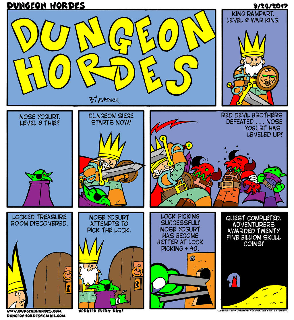 Dungeon Hordes #2110 by Dungeonhordes
