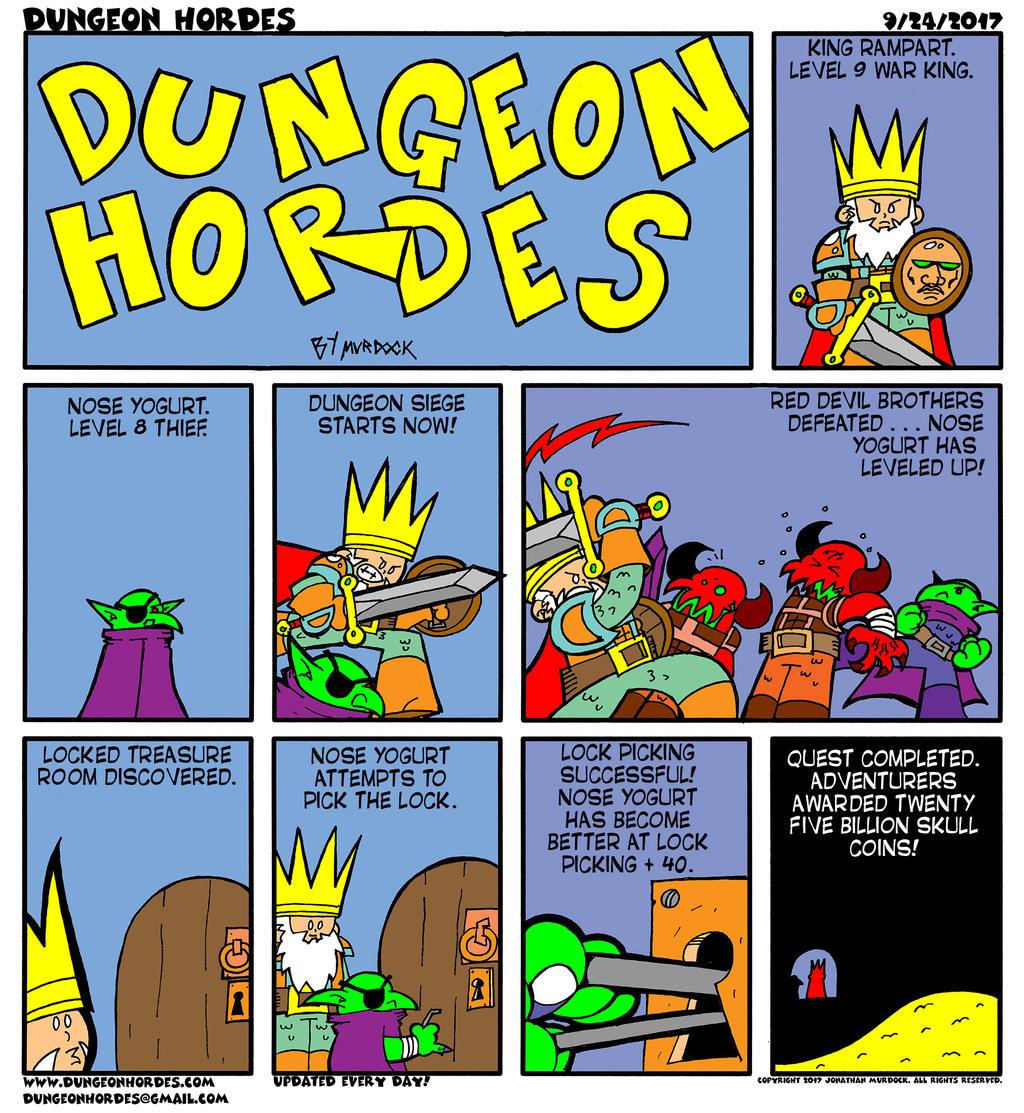 Dungeon Hordes #2110 by Dungeonhordes