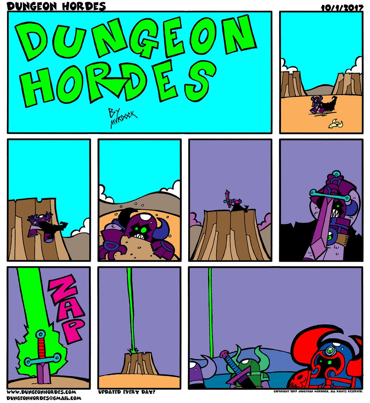 Dungeon Hordes #2117 by Dungeonhordes