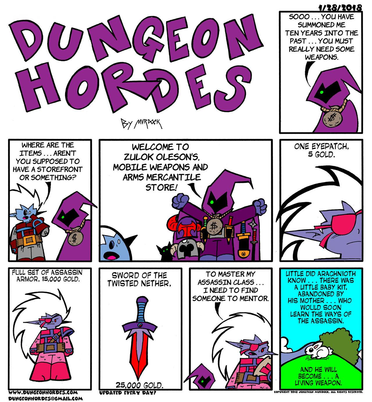 Dungeon Hordes #2236 by Dungeonhordes