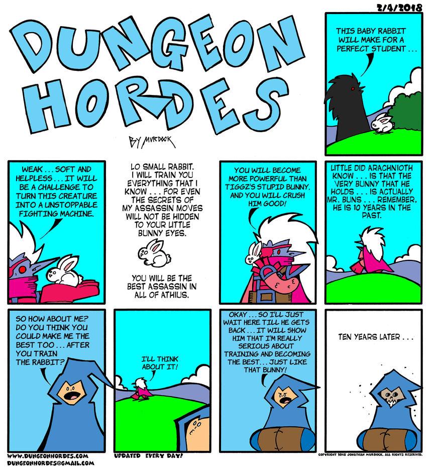 Dungeon Hordes #2243 by Dungeonhordes