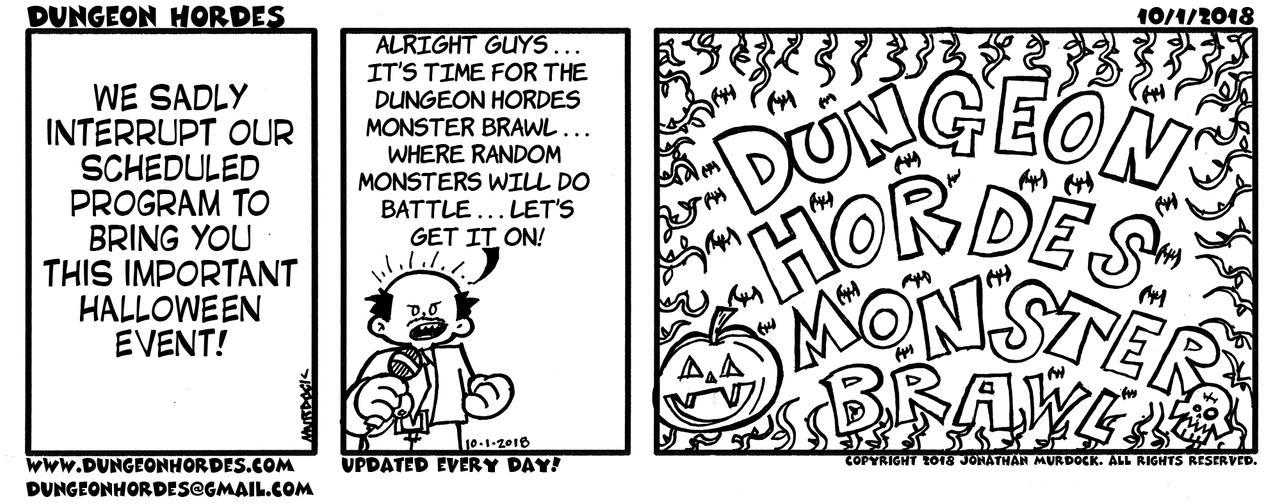 Dungeon Hordes #2482 by Dungeonhordes