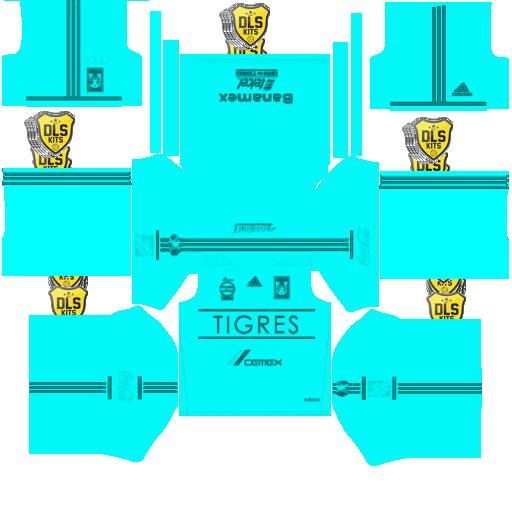 Dream league soccer kits tigres de la universidad aut 243 noma de nuevo