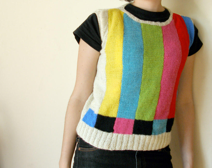 TV Sweatter2 by specialsally