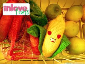 InLove Fruit - Choclo