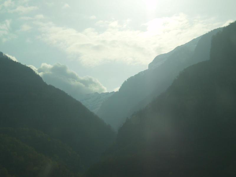 mountains stock one. by AutoileStock