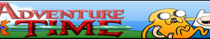 Aventure Time Fan Button by buttonmaker