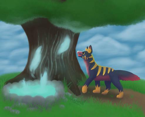 [Critternook] Autumn Spirits!