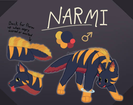 Narmi's new ref!