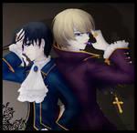 Kuroshitsuji, Ciel and Alois