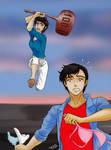 Run Ryo run !