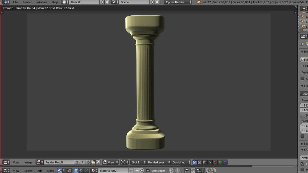 A Pillar by LumzaLum