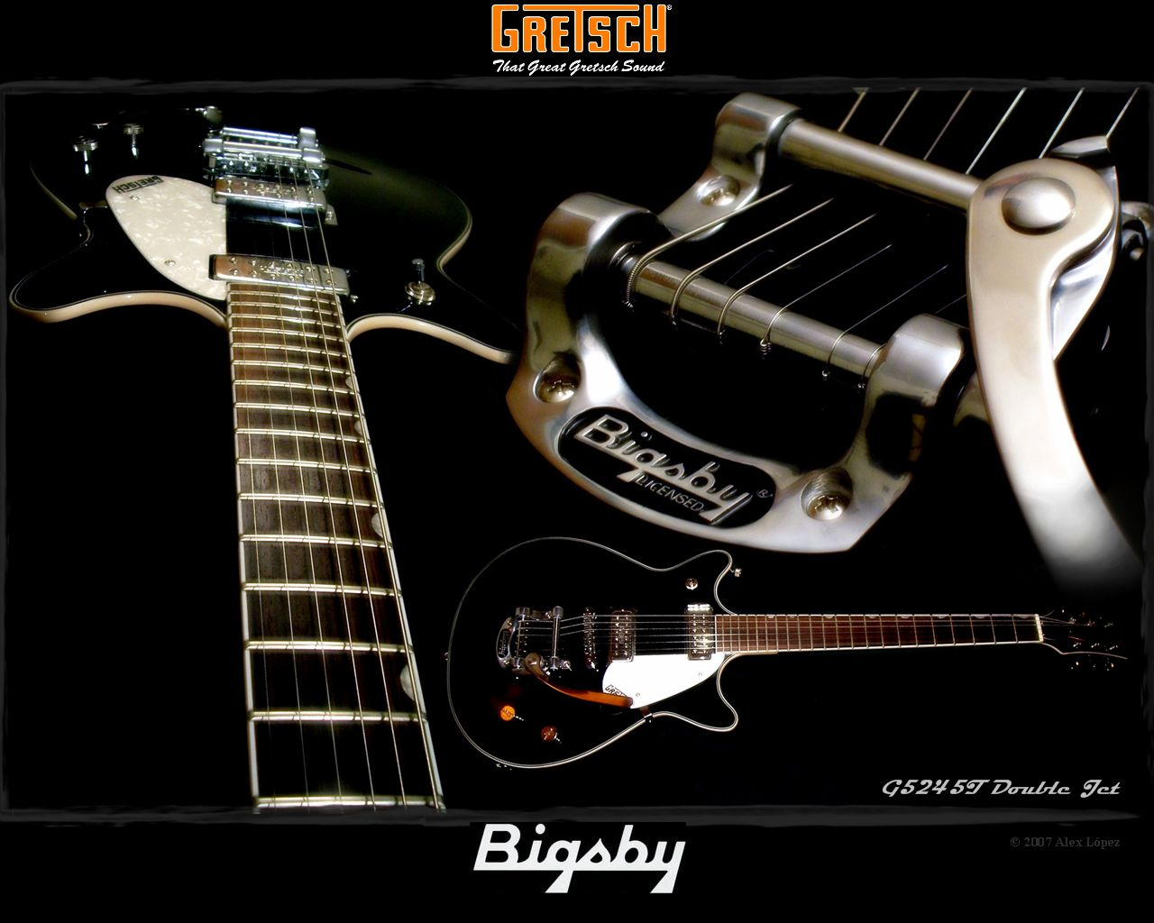 Gretsch G5245T Double Jet By TheCubanSpy