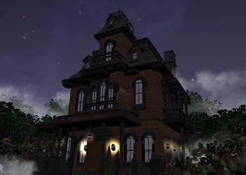 SPORE - Phantom Manor by DoctorChevlong