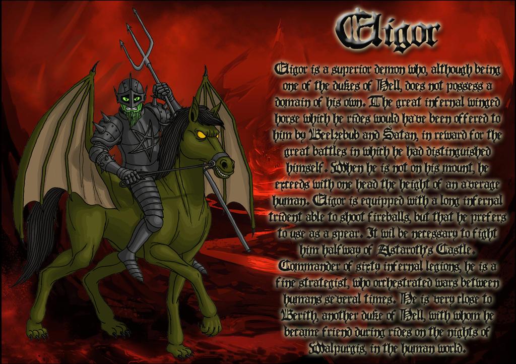Eligor by DoctorChevlong