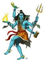 Shiva by DoctorChevlong