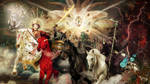 Photomanipulation - The Riders of the Apocalypse