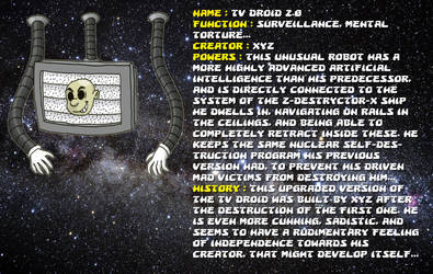 TV droid 2.0 by DoctorChevlong