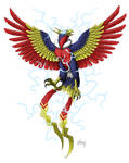 Thunderbird by DoctorChevlong