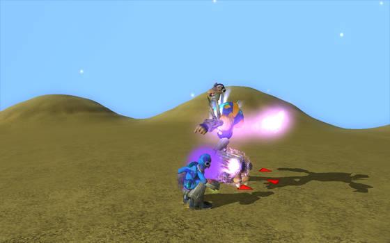 SPORE : Mega Man X2 - Overdrive Ostrich Stage 5