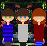Best Friends [Pixel Art]
