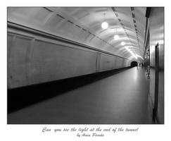 light underground by HolyAnna