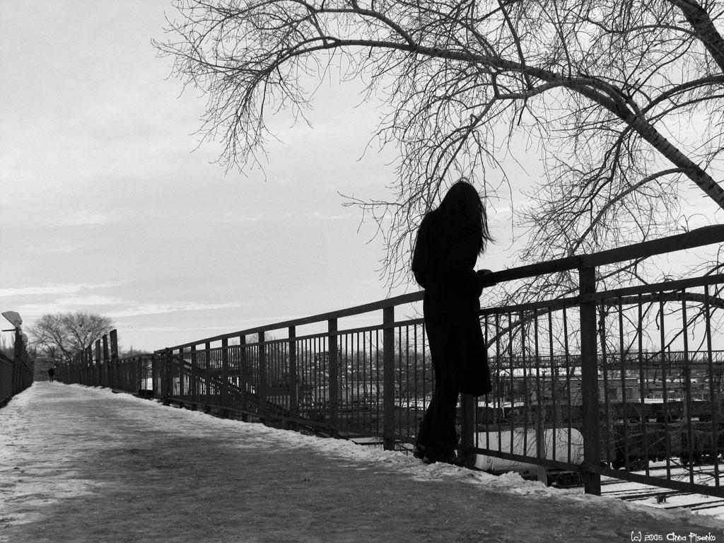 alone? by HolyAnna