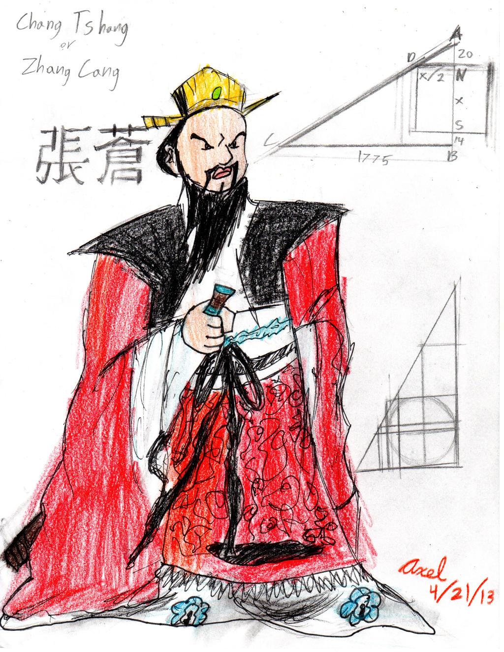chang tshang mathematician Wang xiaotong was a great mathematician in the beginning of the tang dynasty,  shu-shu chiu-chang,  a history of chinese mathematics.