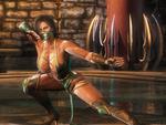 [3DS MAX/Vray] Mortal Kombat 9 - Jade