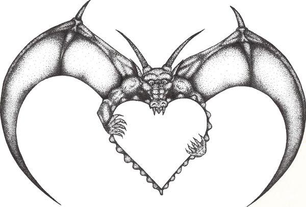 Valentineu0027s Dragon By ...