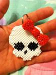 Monster High skull
