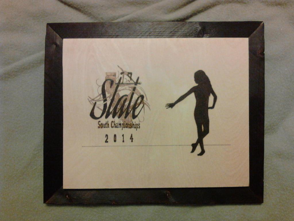 gymnastic silhouette by doggie-dew