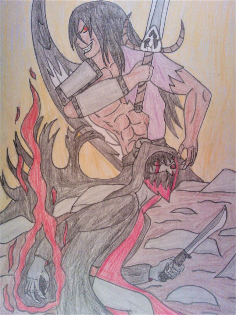 Reaper and DemonAngel by Tobbe-Totte