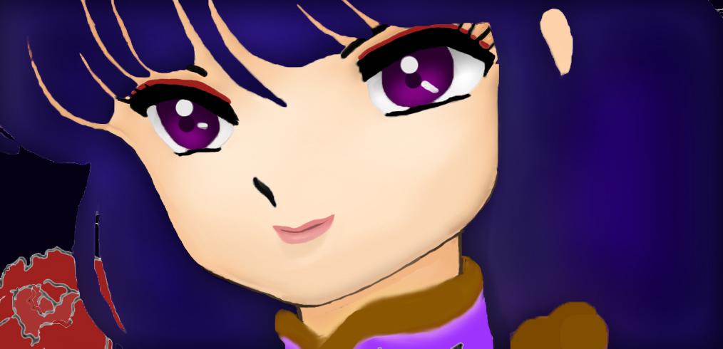 Ranma 1 2 Anime Characters : Ranma character shampoo by soulfire on deviantart