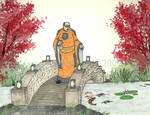 Lord Zando, Water Garden