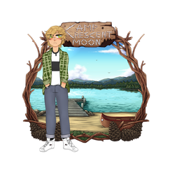 Camp Crescent Moon | Leo Costello by mii-tea