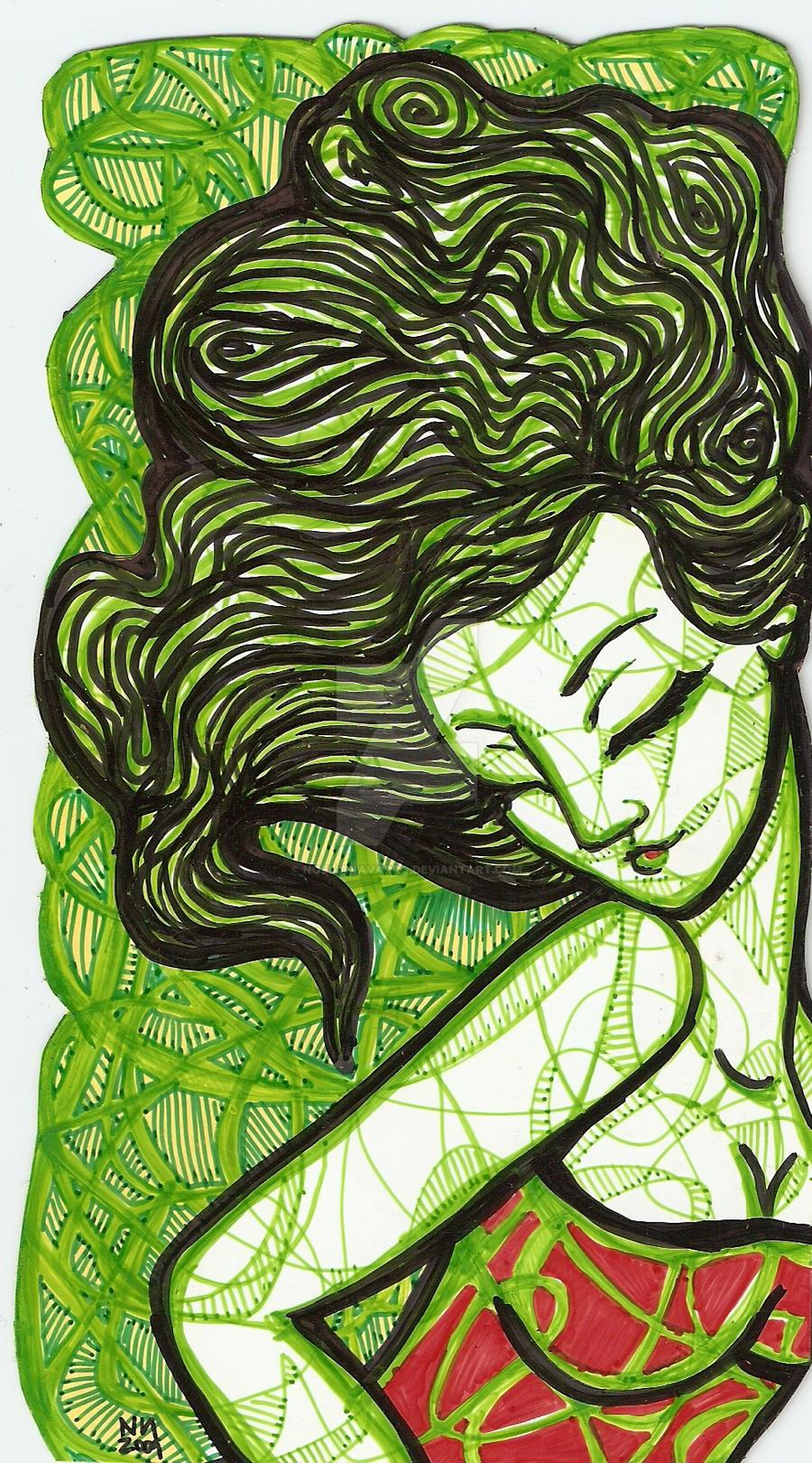 lady I by NoeliaNavarro