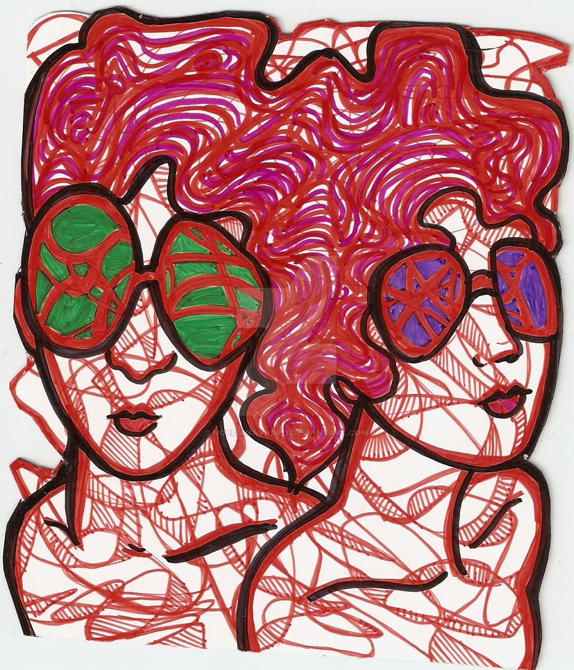 Geminis by NoeliaNavarro