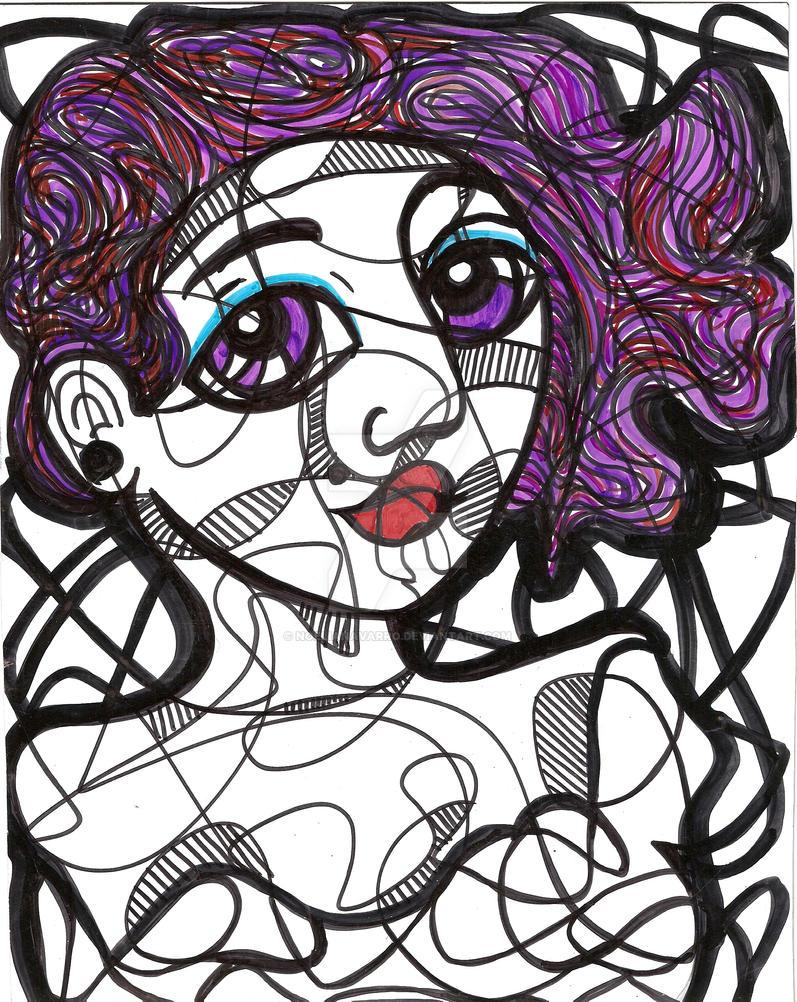 violeta by NoeliaNavarro