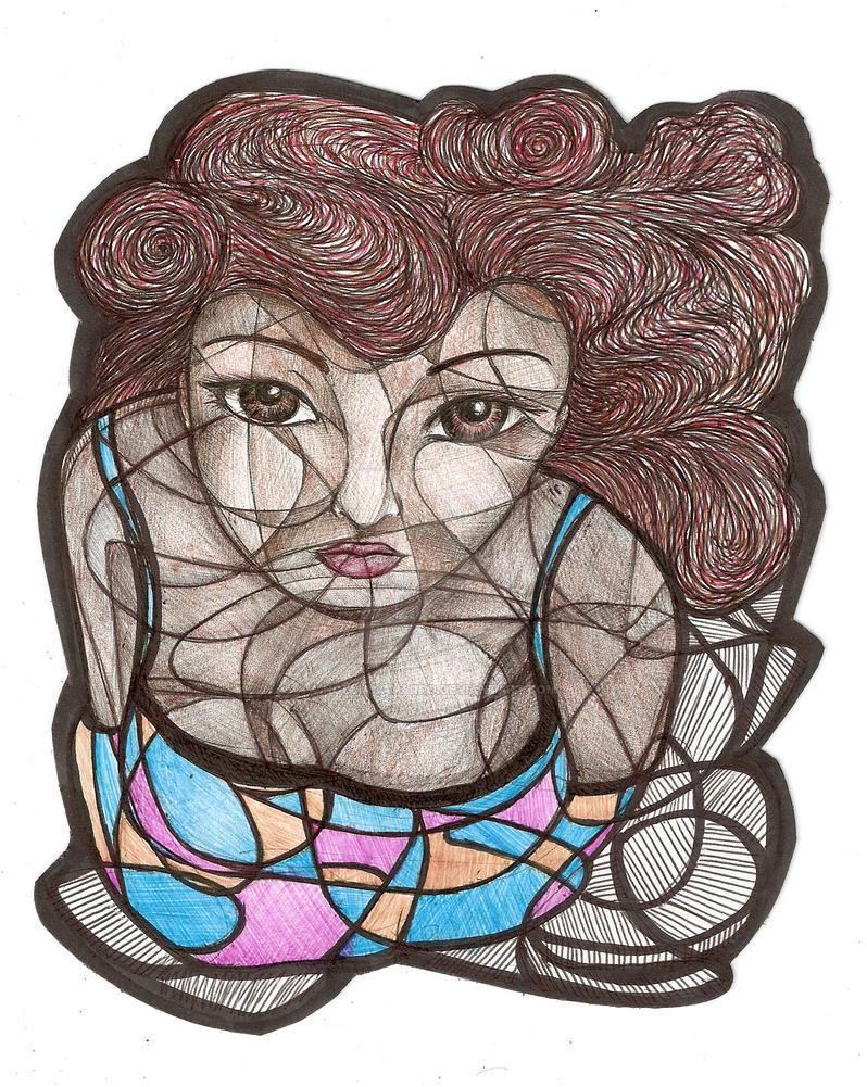 lady IV by NoeliaNavarro
