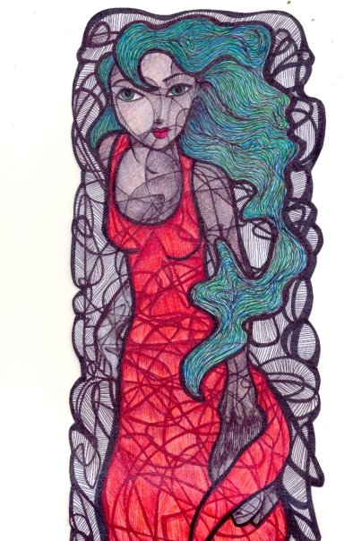Judith y Holofernes II by NoeliaNavarro