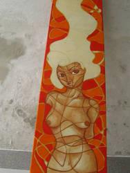Venus work in progress by NoeliaNavarro