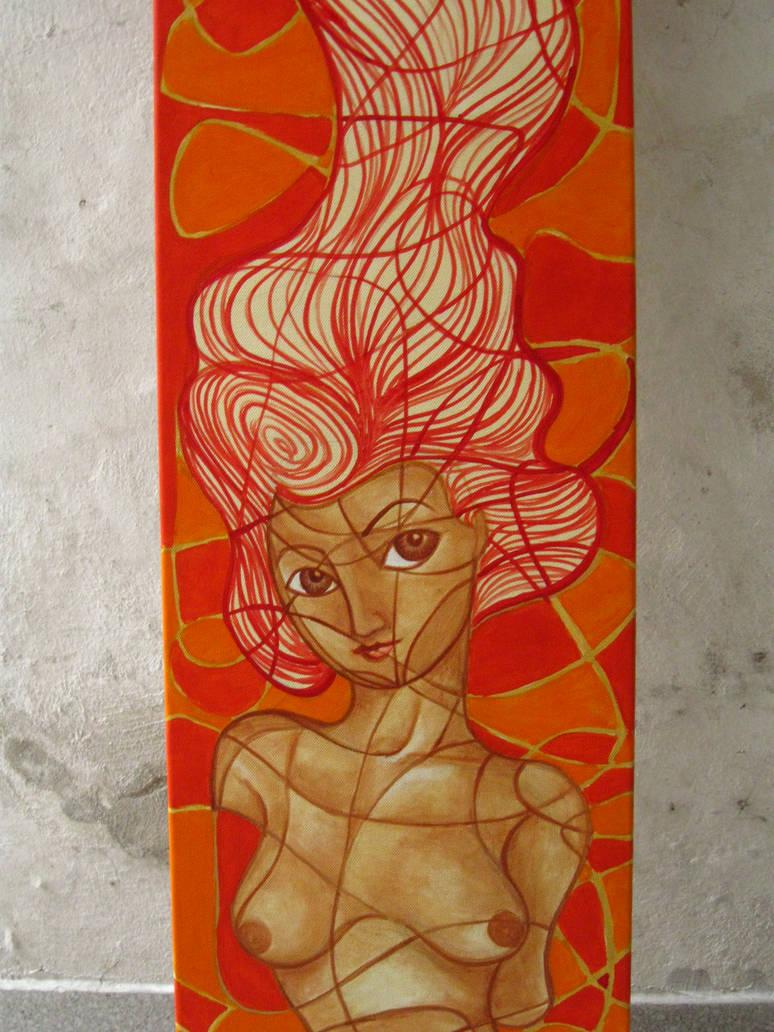 Venus work in progressI by NoeliaNavarro