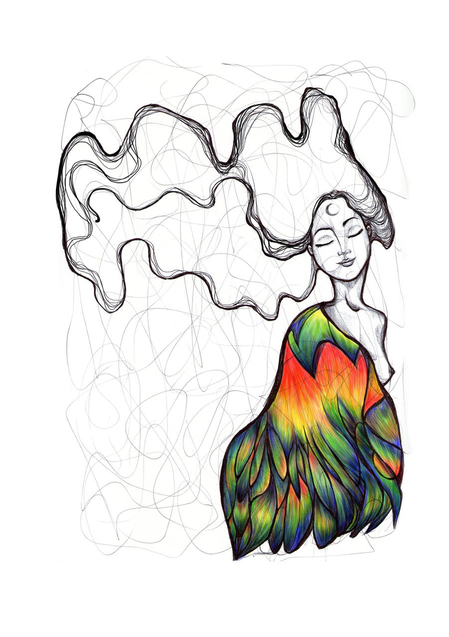 Quetzal by NoeliaNavarro