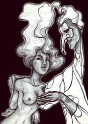 La caricia de eros by NoeliaNavarro