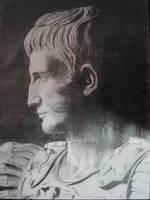 Augustus Caesar by Cakdel
