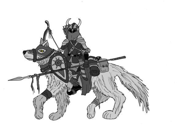 Rider by Skanaerrian