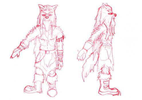 Maistog the Skanaerrian Chieftain