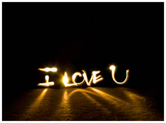I Love You by MikeMonaghanPhoto